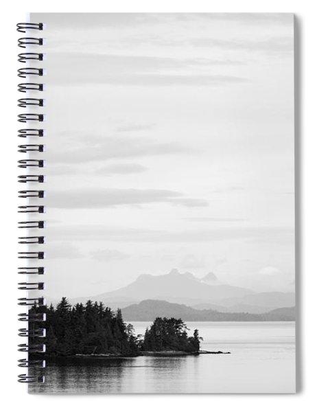 Sitka Alaska Spiral Notebook