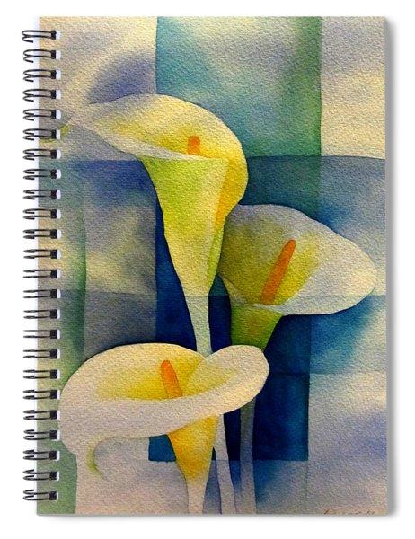 Sky Breeze Spiral Notebook