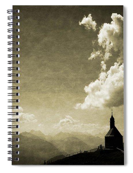 Skyfall Spiral Notebook