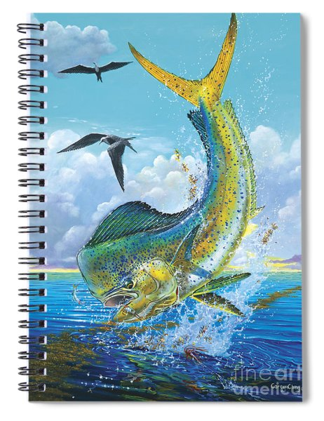 Slammer Off0017 Spiral Notebook