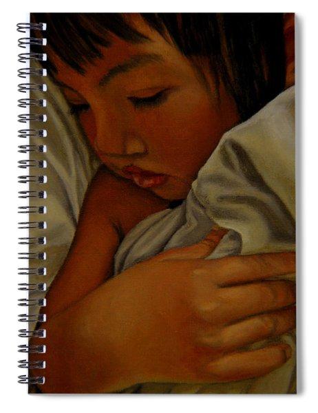 Sleep Spiral Notebook