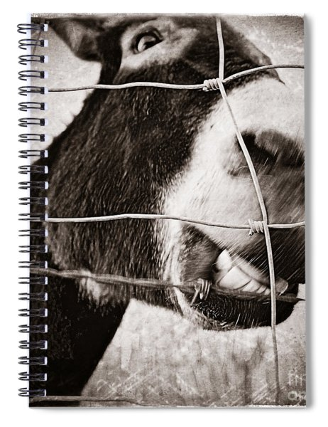 Smile Like You Mean It Spiral Notebook