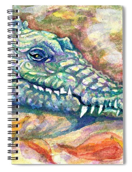 Snaggletooth Spiral Notebook