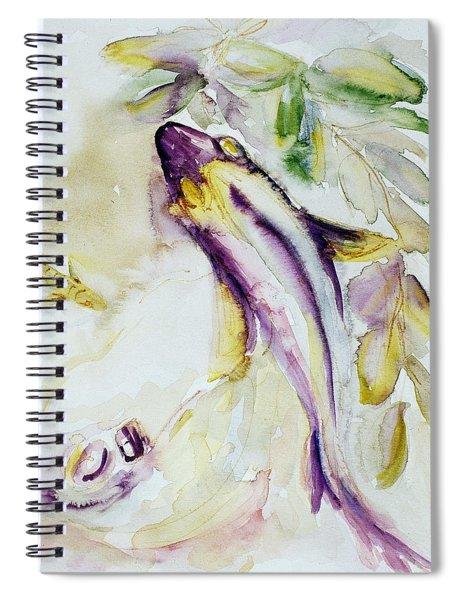 Snapper And Skate Spiral Notebook