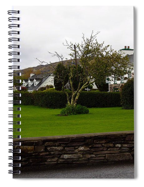 Sneem- Home Of The Blue Bull Spiral Notebook