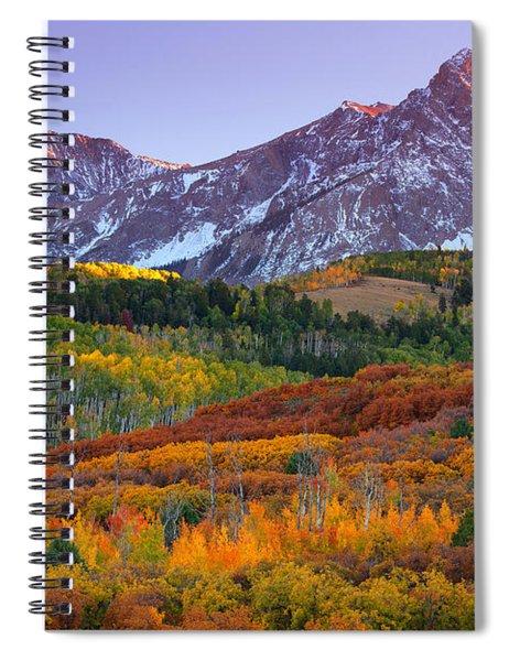 Sneffels Sunrise Spiral Notebook