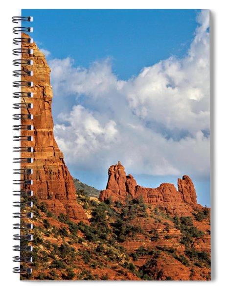 Snoopy Rock Spiral Notebook