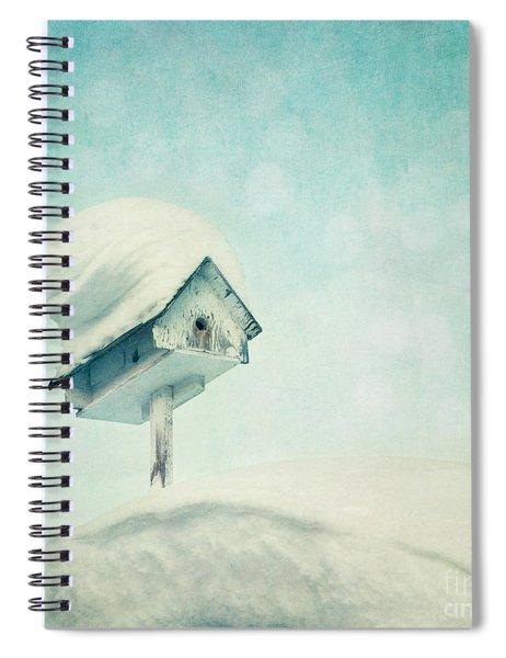 Snowbird's Home Spiral Notebook
