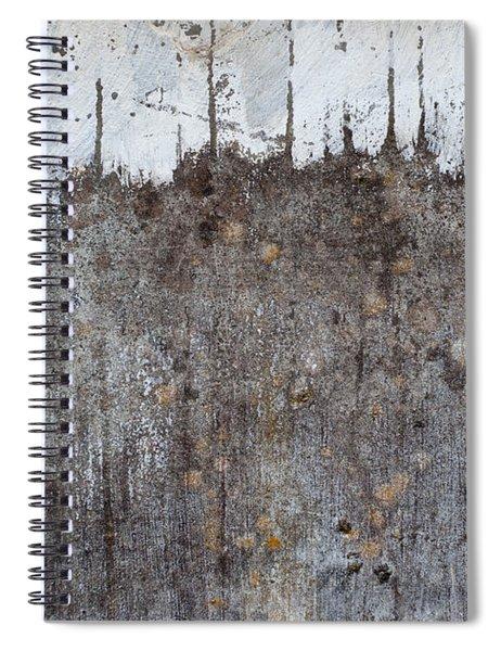 Snowy Mountain Top 2 Spiral Notebook