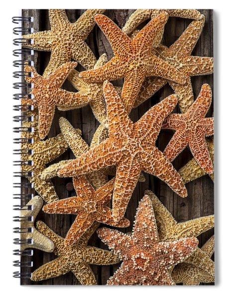So Many Starfish Spiral Notebook