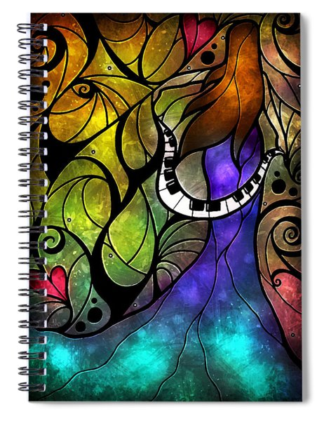 So This Is Love Spiral Notebook
