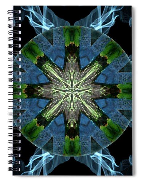 Soaring Spirit Spiral Notebook