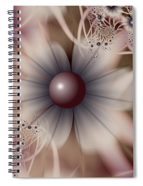 Soft And Sweet Spiral Notebook