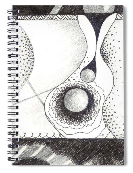Soft Landings 2 Spiral Notebook