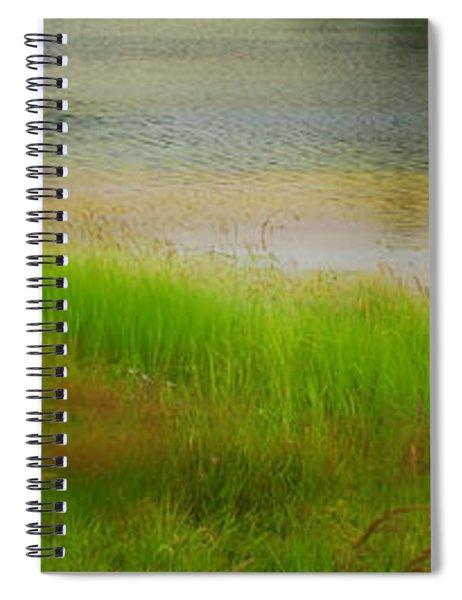 Soft Romance - Textured Spiral Notebook