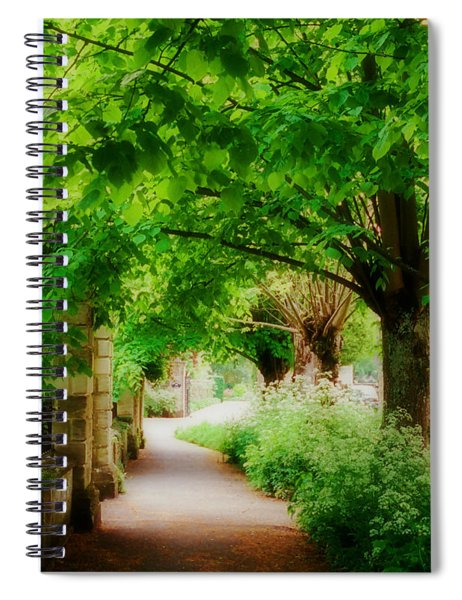 Softly Dreaming Spiral Notebook