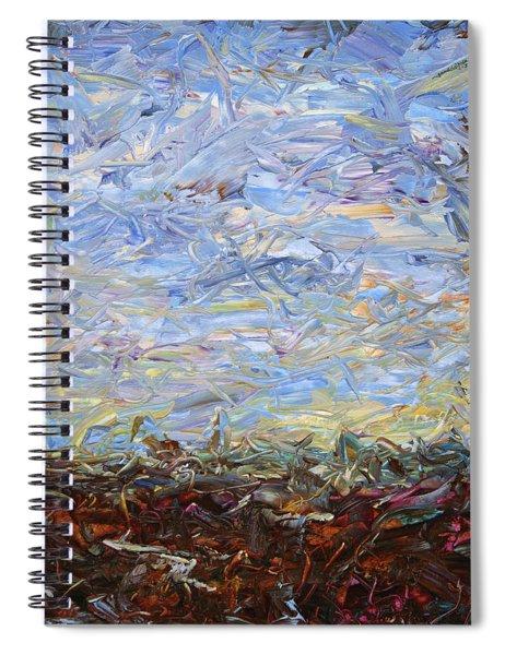 Soil Tumoil 2 Spiral Notebook