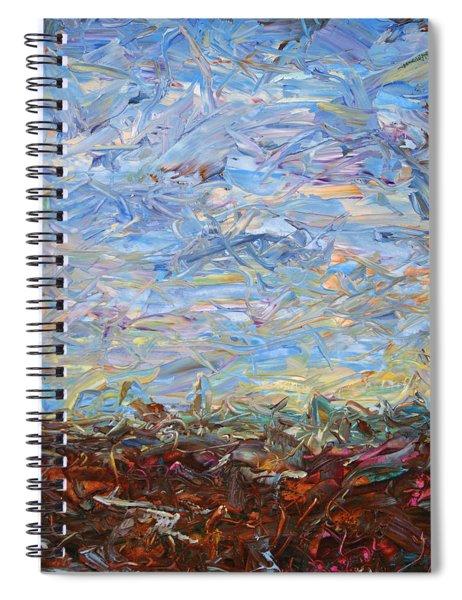 Soil Turmoil Spiral Notebook