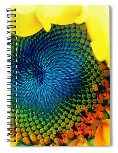 Solar Energy Spiral Notebook