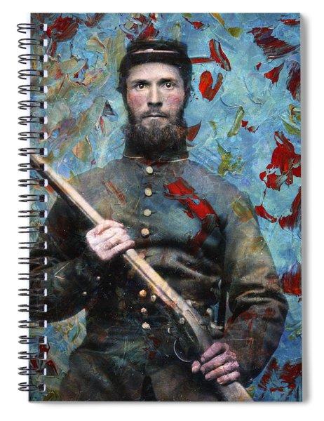 Soldier Fellow 2 Spiral Notebook