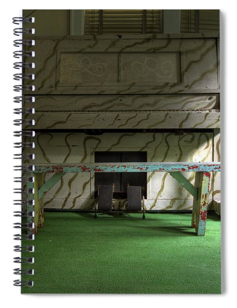 Solo Spiral Notebook