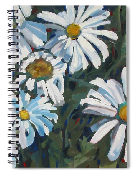 Some Are Daisies Spiral Notebook
