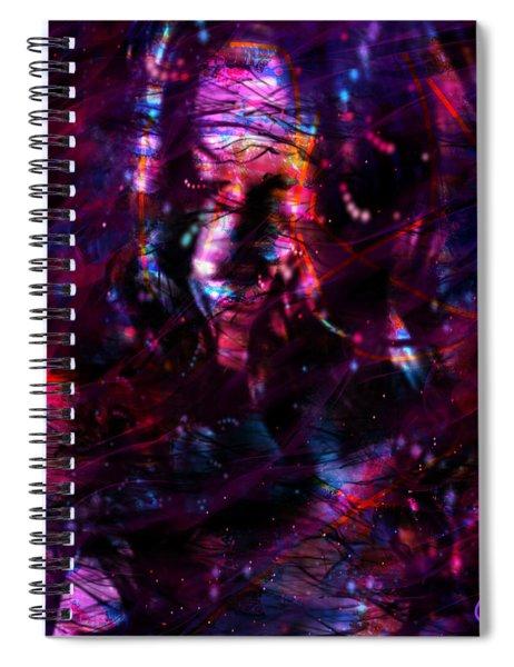 Some Devil Spiral Notebook
