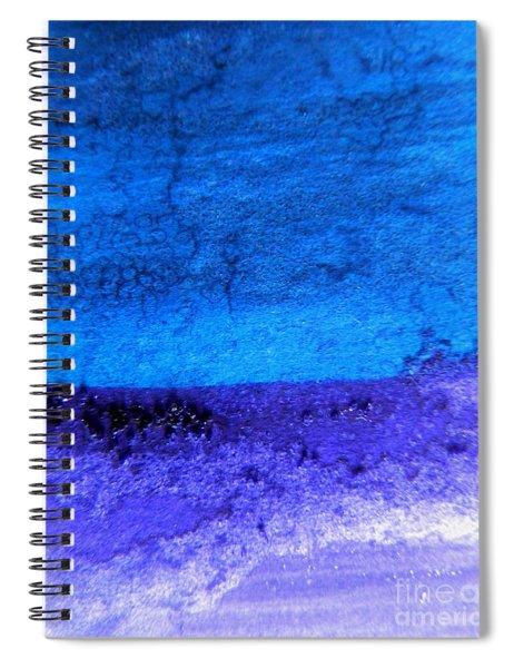 Something Blue Spiral Notebook
