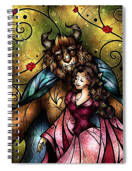 Something Sweet Spiral Notebook
