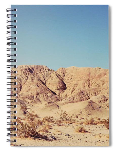 Sometimes I See So Clearly Spiral Notebook