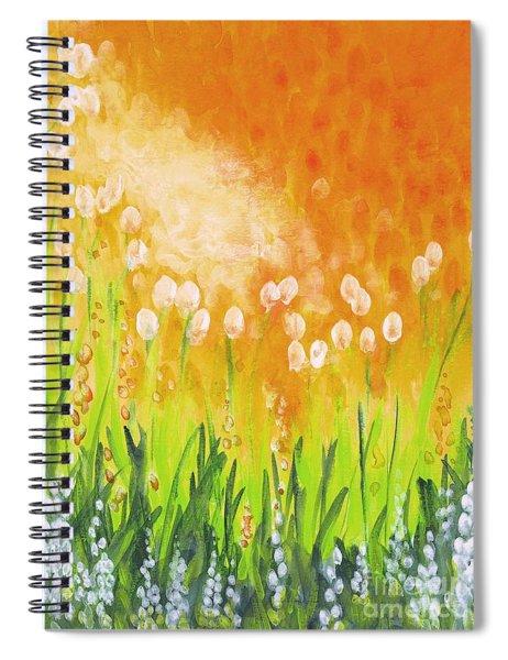 Sonbreak Spiral Notebook