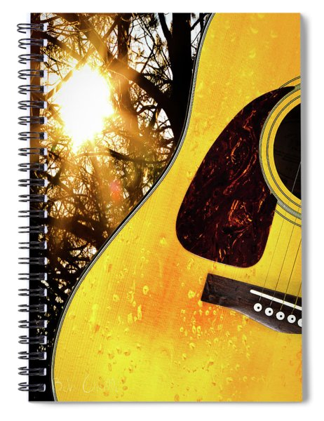 Songs From The Wood Spiral Notebook