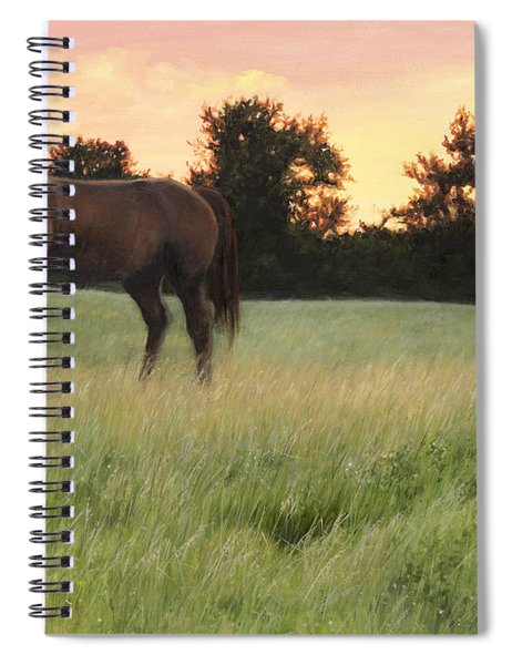 Sorrel Beauty Spiral Notebook