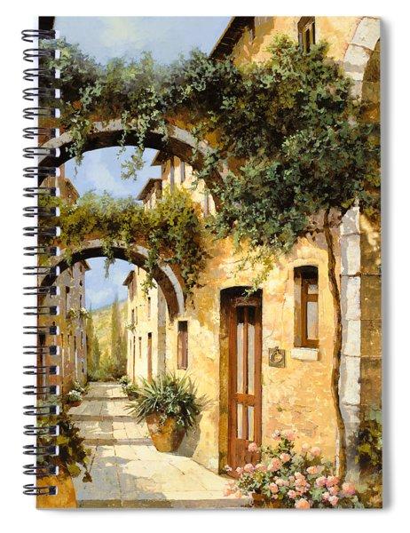 Sotto Gli Archi Spiral Notebook