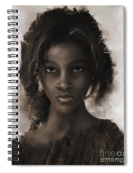 Soul For Sale Spiral Notebook