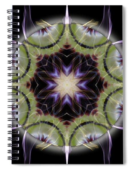 Soul Star Immortal Treasures Spiral Notebook