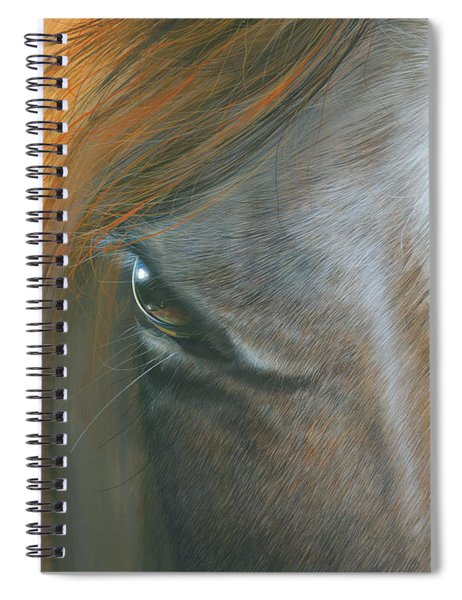 Soul Within Spiral Notebook
