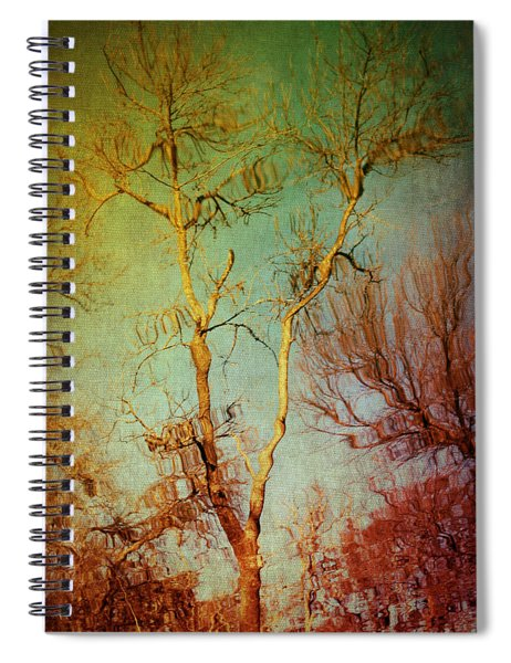 Souls Of Trees Spiral Notebook