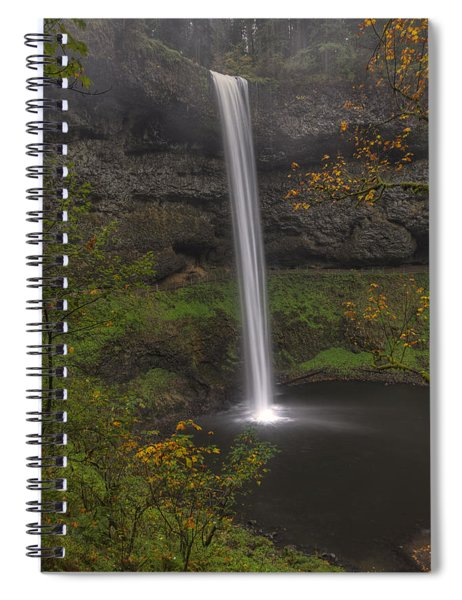 South Falls 1  Spiral Notebook