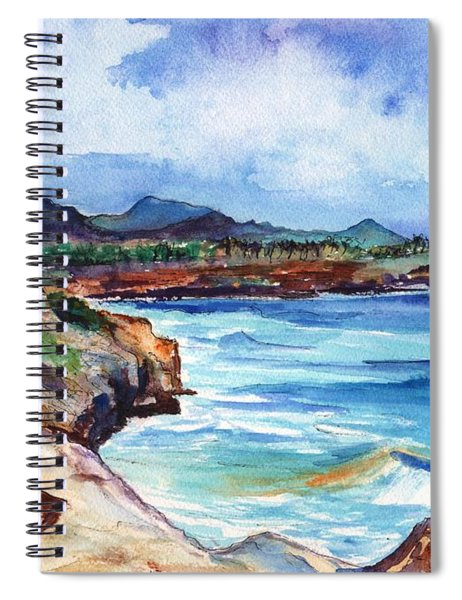 South Shore Hike Spiral Notebook