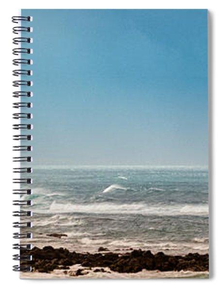 South Shore Maui Beach House Spiral Notebook