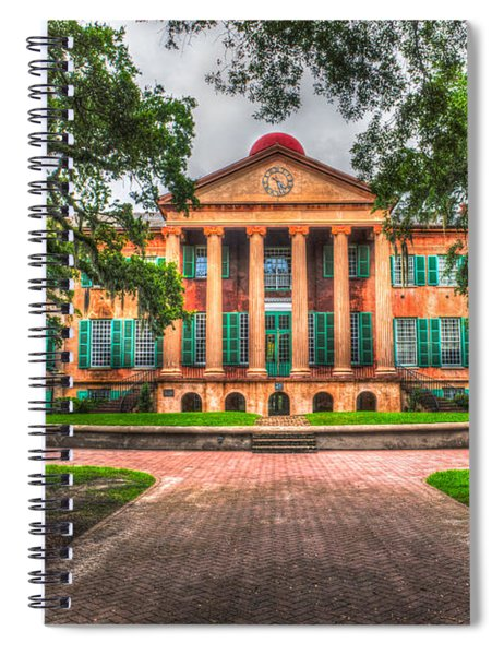 Southern Life Spiral Notebook