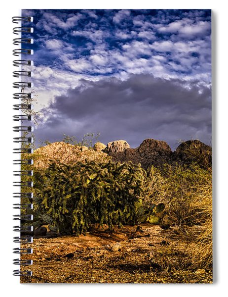 Southwest Salad No.2 Spiral Notebook