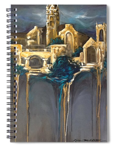 Southwestern University Spiral Notebook