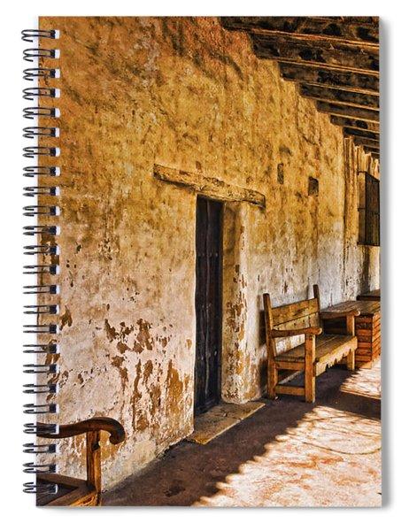 Spanish Passage Spiral Notebook
