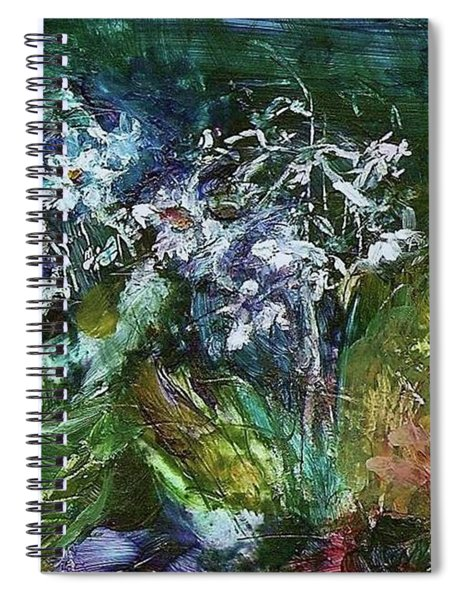 Sparkle In The Shade Spiral Notebook