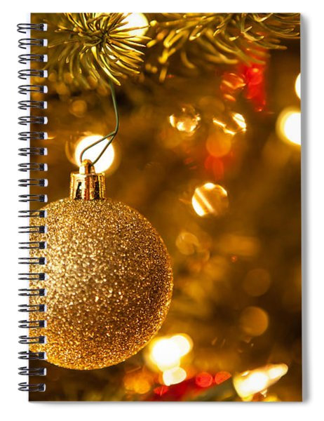 Sparkles Spiral Notebook