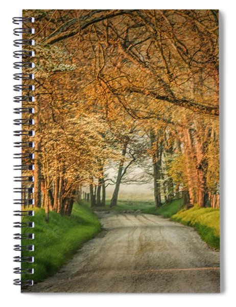Sparks Lane Spiral Notebook