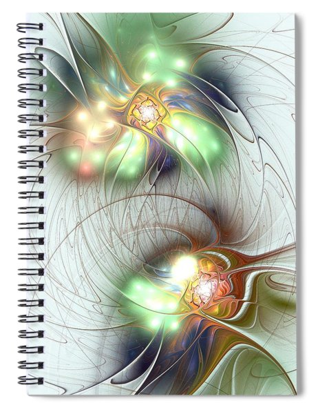 Special Bond Spiral Notebook