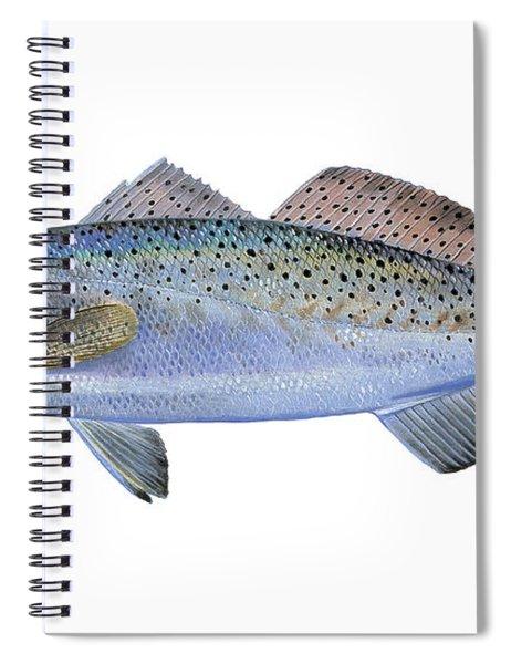 Speckled Trout Spiral Notebook